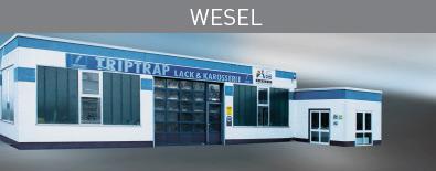 Triptrap Fahrzeuglackierung und Karosserie - Standort Wesel