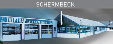 Triptrap Fahrzeuglackierung und Karosserie - Standort Schermbeck