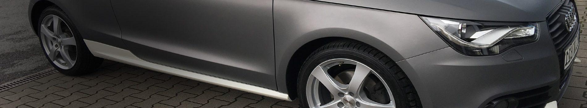 Fahrzeuglackierung Triptrap, Wesel, Wulfen, Schermbeck - Matt- und Effektlackierungen